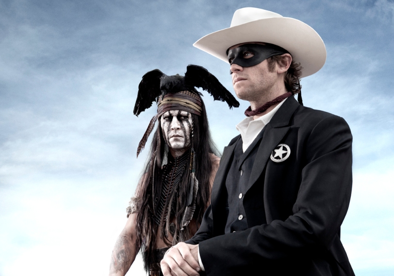 From producer Jerry Bruckheimer and director Gore Verbinski comes Disney/Bruckheimer Films' THE LONE RANGER. Tonto (Johnny Depp), a spirit warrior on a personal quest, joins forces in a fight for justice with John Reid (Armie Hammer), a lawman who has become a masked avenger.