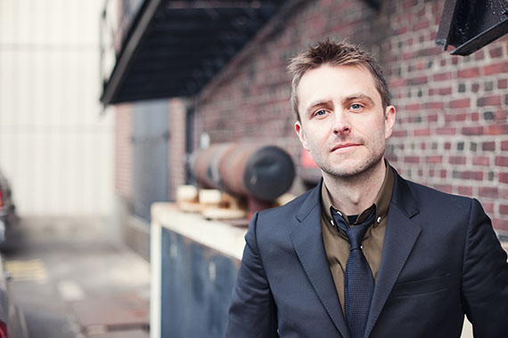 Chris Hardwick will be special guest host at Star Wars Celebration VI