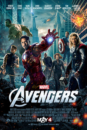 FilmEdge.net reviews Marvel's THE AVENGERS