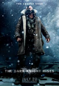 A new Bane character banner for THE DARK KNIGHT RISES