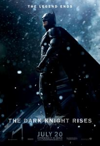 A new Batman character banner for THE DARK KNIGHT RISES