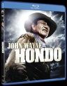 FilmEdge reviews the rarely seen John Wayne western HONDO on Blu-ray