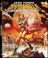 FilmEdge reviews 1960s sci-fi sex romp BARBARELLA's debut on Blu-ray