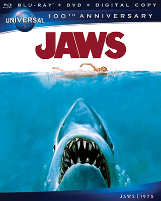 JAWS finally arrived in HD in Universal's two-disc Blu-ray Combo pack