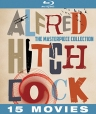 FilmEdge previews ALFRED HITCHCOCK: THE MASTERPIECE COLLECTION on Blu-ray October 30th