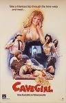 CAVEGIRL original VHS release poster