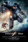 One-sheet poster for PACIFIC RIM