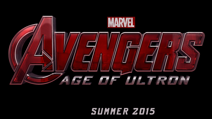 AVENGERS: AGE OF ULTRON logo art from Marvel Studios
