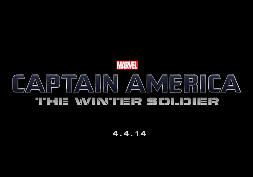 CAPTAIN AMERICA: THE WINTER SOLDIER logo art