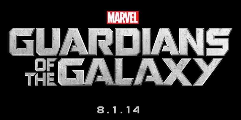 GUARDIANS OF THE GALAXY logo artwork by Marvel Studios