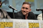 "SAN DIEGO, CA - JULY 20: Actor Lee Pace speaks at Marvel's ""Guardians Of The Galaxy"" panel during Comic-Con International 2013 at San Diego Convention Center on July 20, 2013 in San Diego, California. (Photo by Alberto E. Rodriguez/WireImage) *** Local Caption *** Lee Pace"