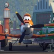 """PLANES"" (L-R) DOTTIE, DUSTY and CHUG. c. 2013 Disney Enterprises, Inc. All Rights Reserved."