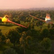 """""""PLANES"""" (Pictured) ISHANI and DUSTY. ©2013 Disney Enterprises, Inc. All Rights Reserved."""